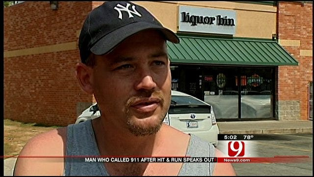 Man Who Saw Deadly Hit And Run Talks To News 9