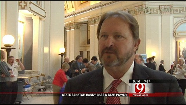 Oklahoma Legislator Takes His Brand Worldwide