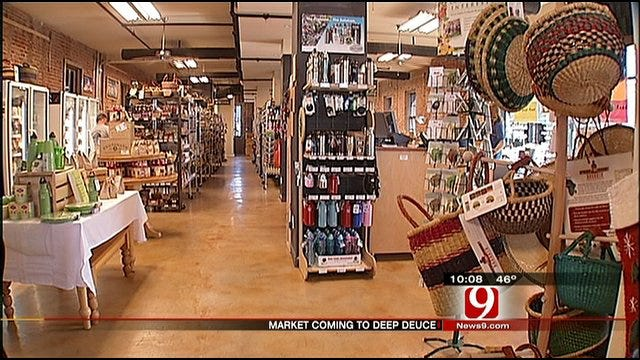 Grocery Store Coming To Deep Deuce
