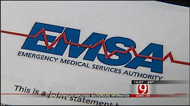 Should EMSA Employee Records Be Open Or Closed?