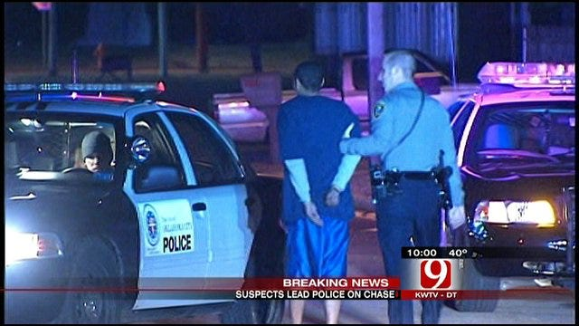 Police Catch OKC Carjack Suspect