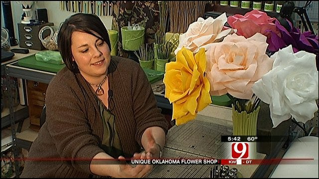 Unique Stilllwater Flowers Catch Hollywood's Attention