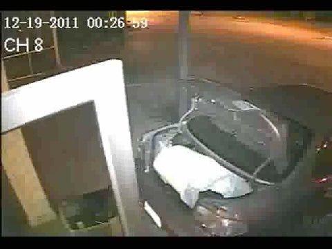 Suspects In Mayfair Center Burglary Caught On Video
