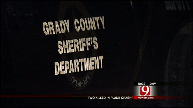 Two Killed In Grady County Plane Crash