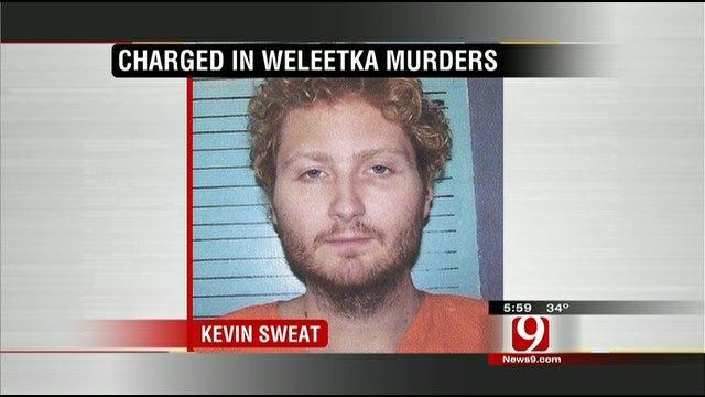 Henryetta Man Charged In Deaths Of Two Weleetka Girls