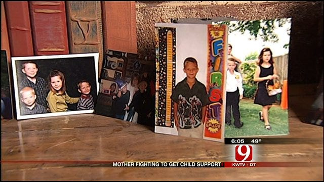 OKC Mother: Ex-Husband Allowed Out Of Jail Without Paying Child Support