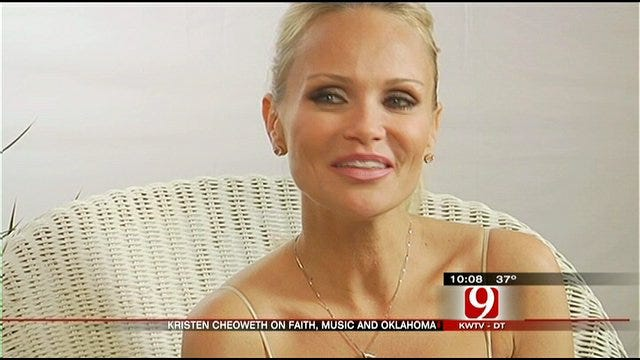 From Broken Arrow To Broadway, What's Next For Kristin Chenoweth