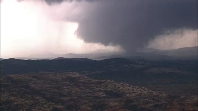 WEB EXTRA: Wedge Tornado Touches Down Near Meers