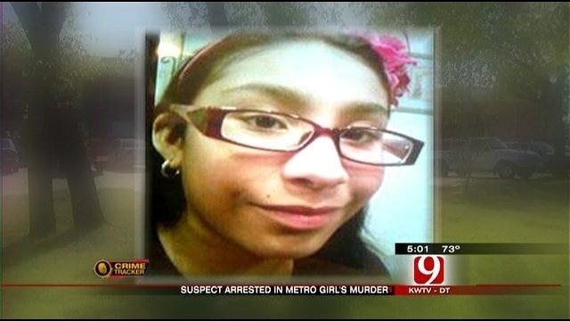 Arrest Warrant Reveals Suspect Left, Returned During Search For Murdered OKC Girl