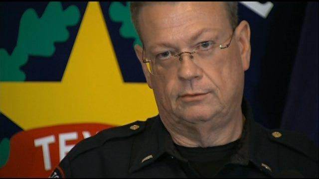 WEB EXTRA: Carrollton Police Arrest Man In OKC Girl's Murder - Part 1