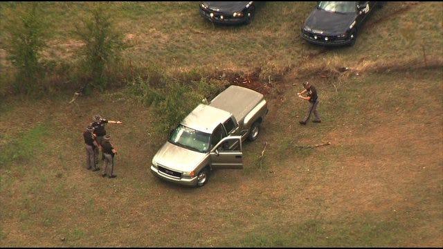 SkyNews 9 Captures Scene Of Pursuit On I-35