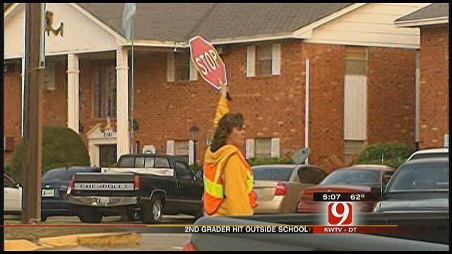 Putnam City Elementary Student Struck In School Zone