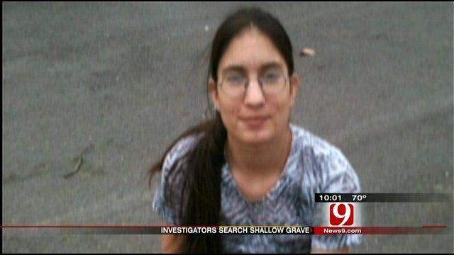 Police Investigate Body Found In Shallow Grave In Seminole County