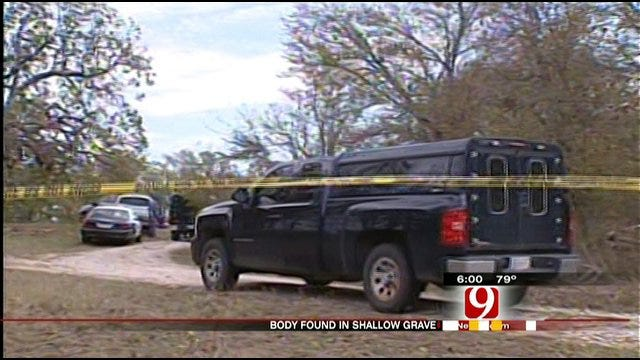 Body Found In Shallow Grave Near Seminole, Two Arrested