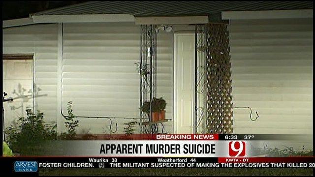 Police Investigate Murder-Suicide In Shawnee