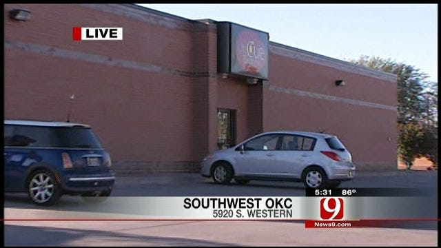 OKC Police Seek Suspect In Possible Domestic Kidnapping