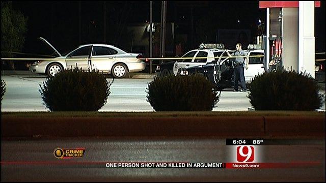 SE OKC Shooting Kills One