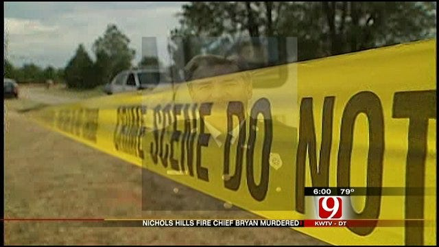 Fire Chief's Murder May Be Case Of Mistaken Identity