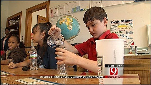"Oklahoma City Cuts Elementary Science Teacher Over ""Equity"""