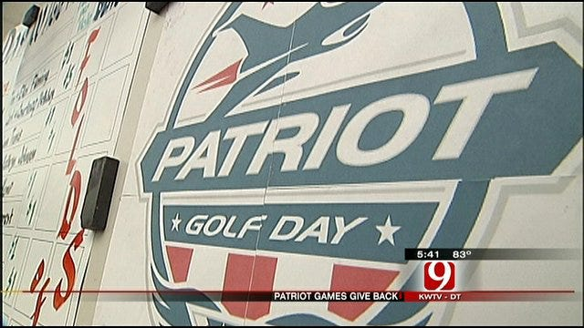 Patriot Golf Day In Oklahoma Helps Military Families
