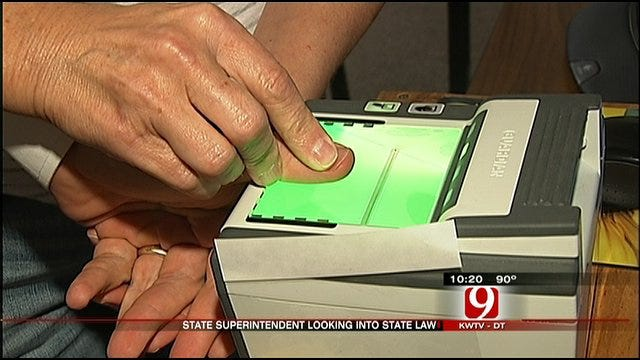 New Background Check Law May Allow Predators Into Oklahoma Schools