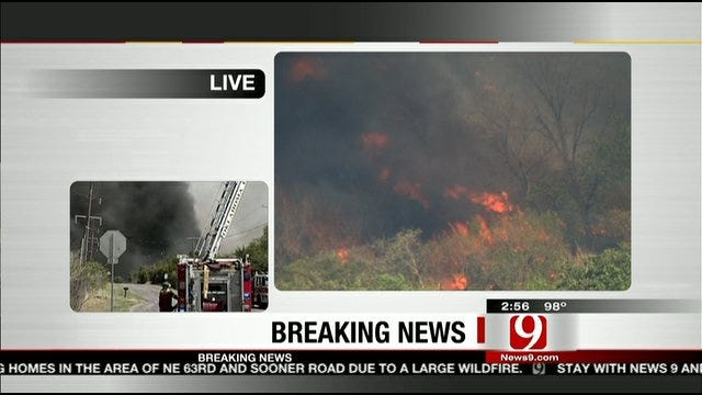 Kelly Ogle On Possible Starting Point Of Wildfire