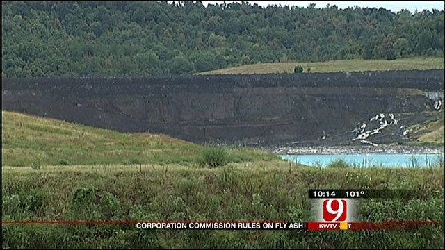 Oklahoma Town Wins Fight Against Fly Ash, For Now