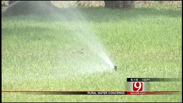 Oklahoma Rural Residents Concerned Over Well Water