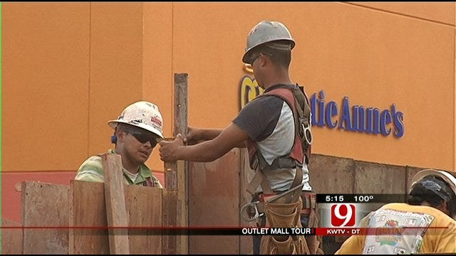 Outlet Mall To Open In Oklahoma City August 5