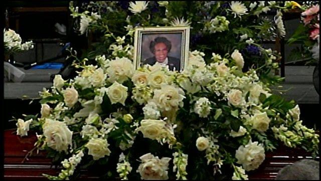 Clara Luper's Funeral Service Part 2