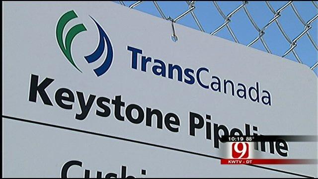 Crude Pipeline Expansion Raises More Worries