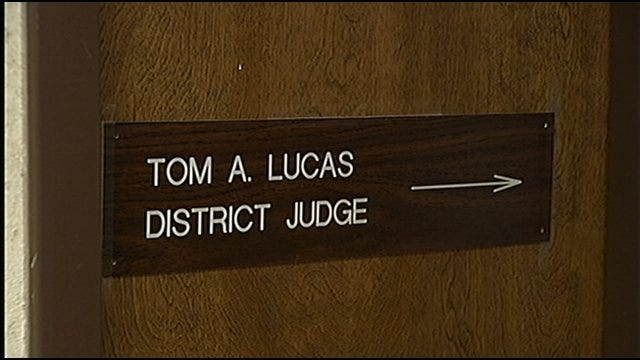 Oklahoma Impact Team: Judges And Misconduct