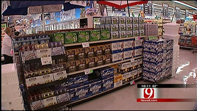 Task Force Looks At Changing Oklahoma's Liquor Laws