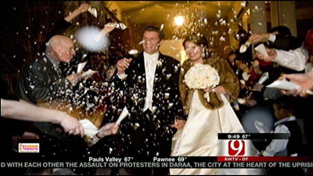 Rich History Of Guthrie Attracting Countless Brides For Weddings