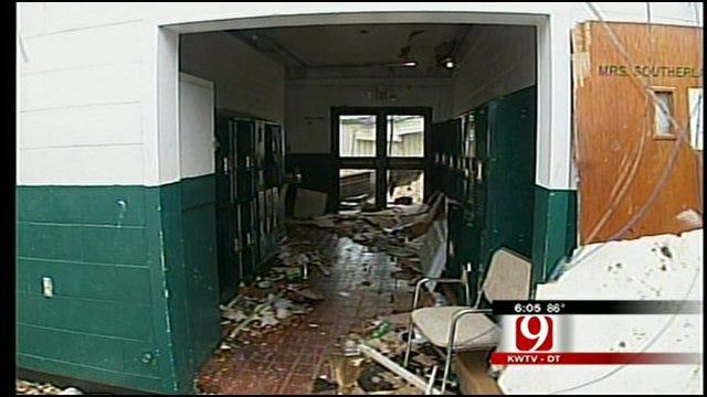 Tornado Destroys Ninety Percent Of Tushka Classrooms