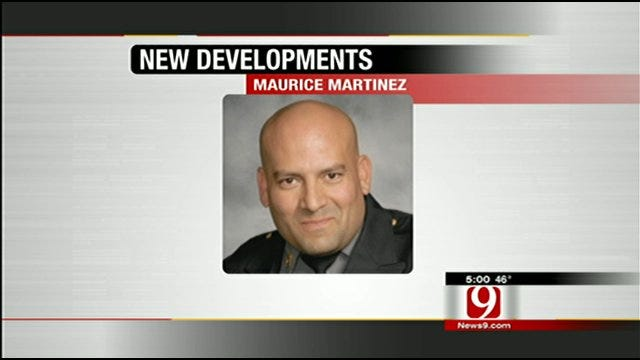 Court Records Say Pornographic Pictures Found On OKC Officer's Computer