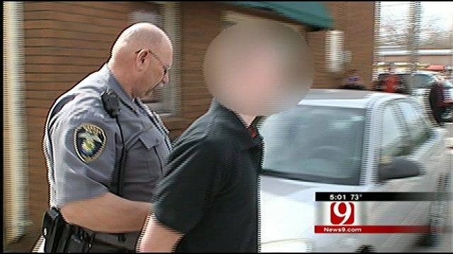 2 Harrah Middle School Student Arrested After Overdosing