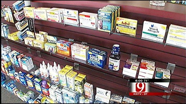 New Bill Proposes Prescriptions For Common Cold Medicine