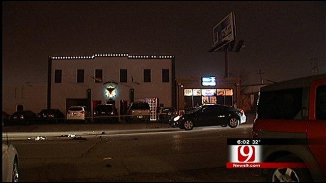 Three Pedestrians Struck By Car In Northwest OKC