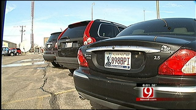 Governor Proposes Two-Year Car Tag Plan