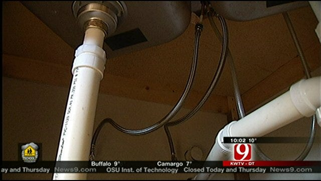 Consumer Watch: Tips For Keeping Pipes From Bursting