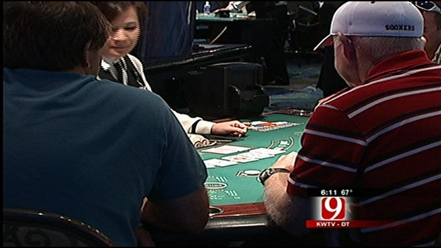 More Oklahomans Suffering From Gambling Addiction