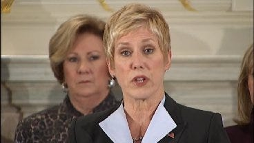 State Superintendent Janet Barresi Responds To Heated Board Meeting