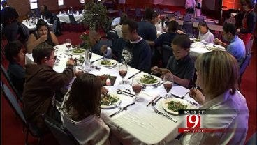 At-Risk Children Get Four-Course Meal, Learn Etiquette