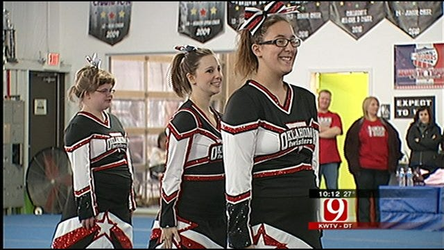 Fundraisers Helping Special Needs Cheer Team Go To Nationals