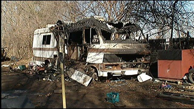 Officials Investigate RV Fire That Left 3 Children Dead, Mother Injured in Del City