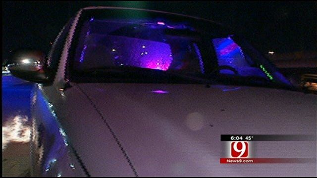 OHP Trooper Hits Suspected Drunk Driver's Vehicle Away From Construction Zone