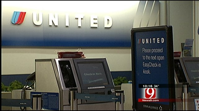 Woman Hopes Story Will Change Airlines' Policy On Military Baggage