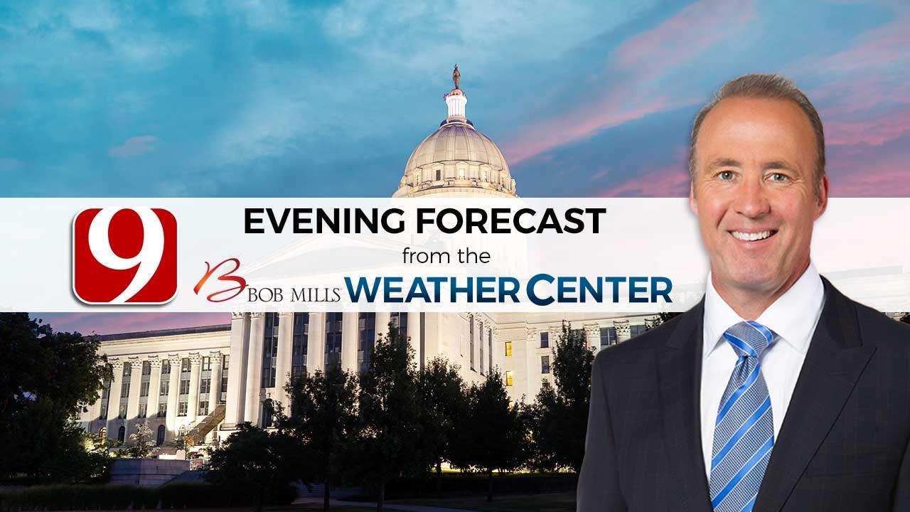 Monday Evening Forecast