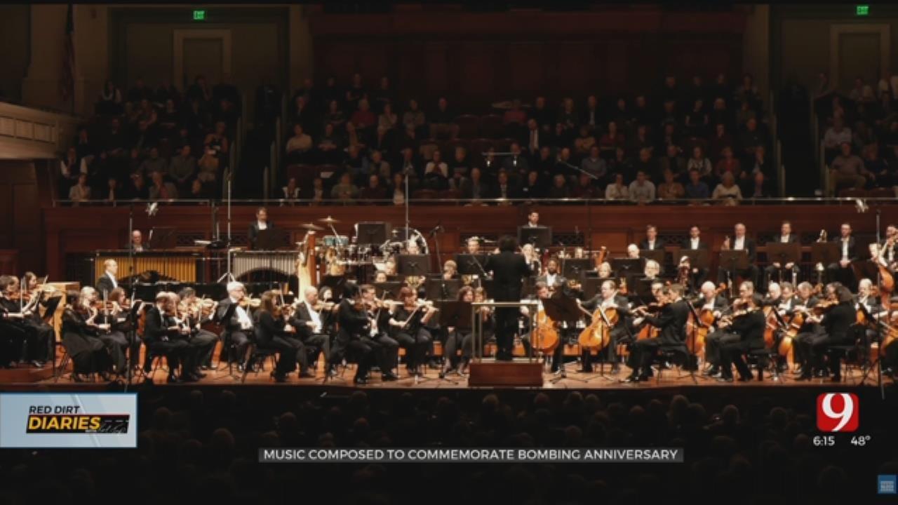 OKC Philharmonic To Perform Original Piece Dedicated To Murrah Building Bombing Anniversary